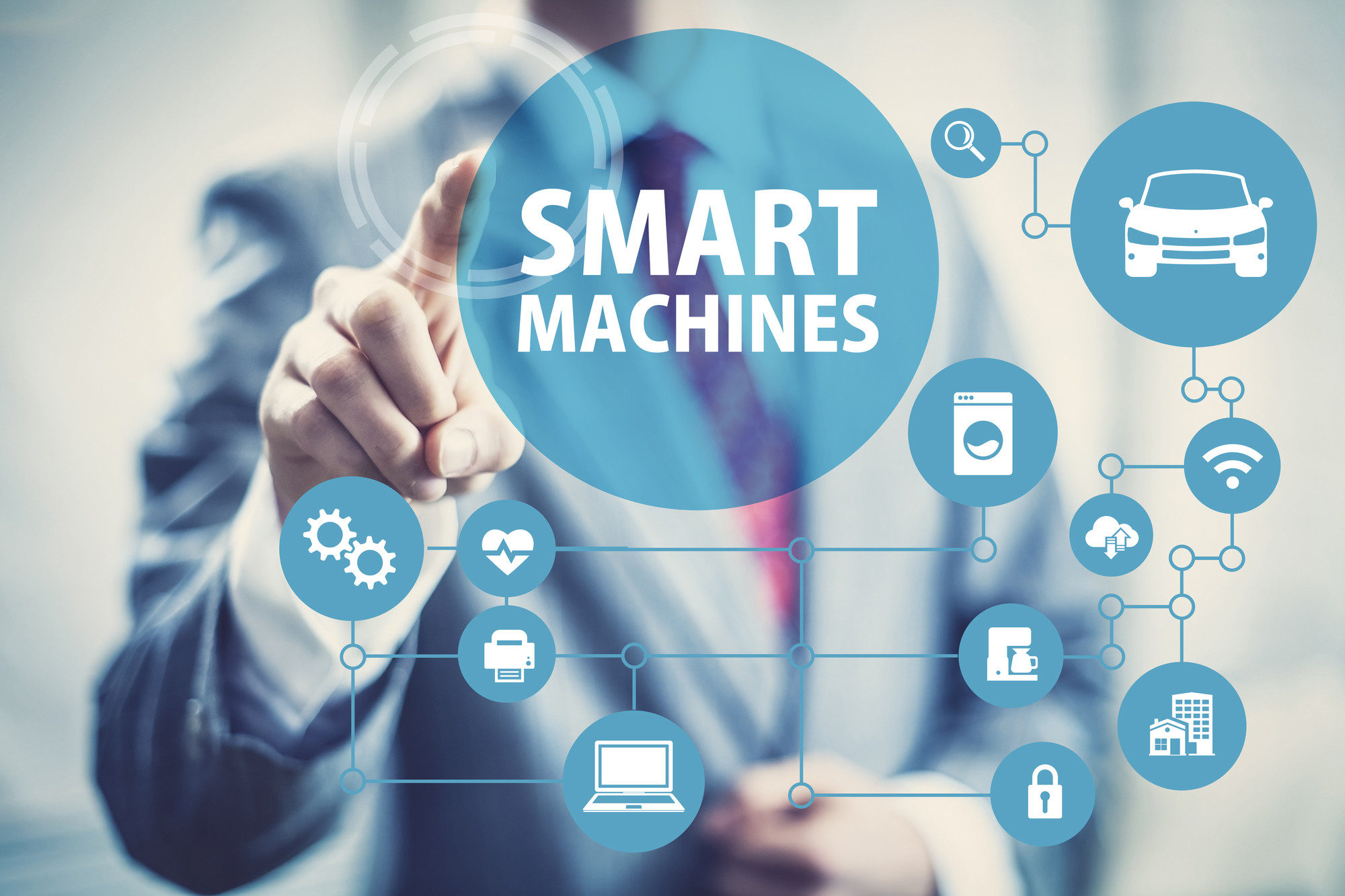 Smart machines use Intelligent Technology