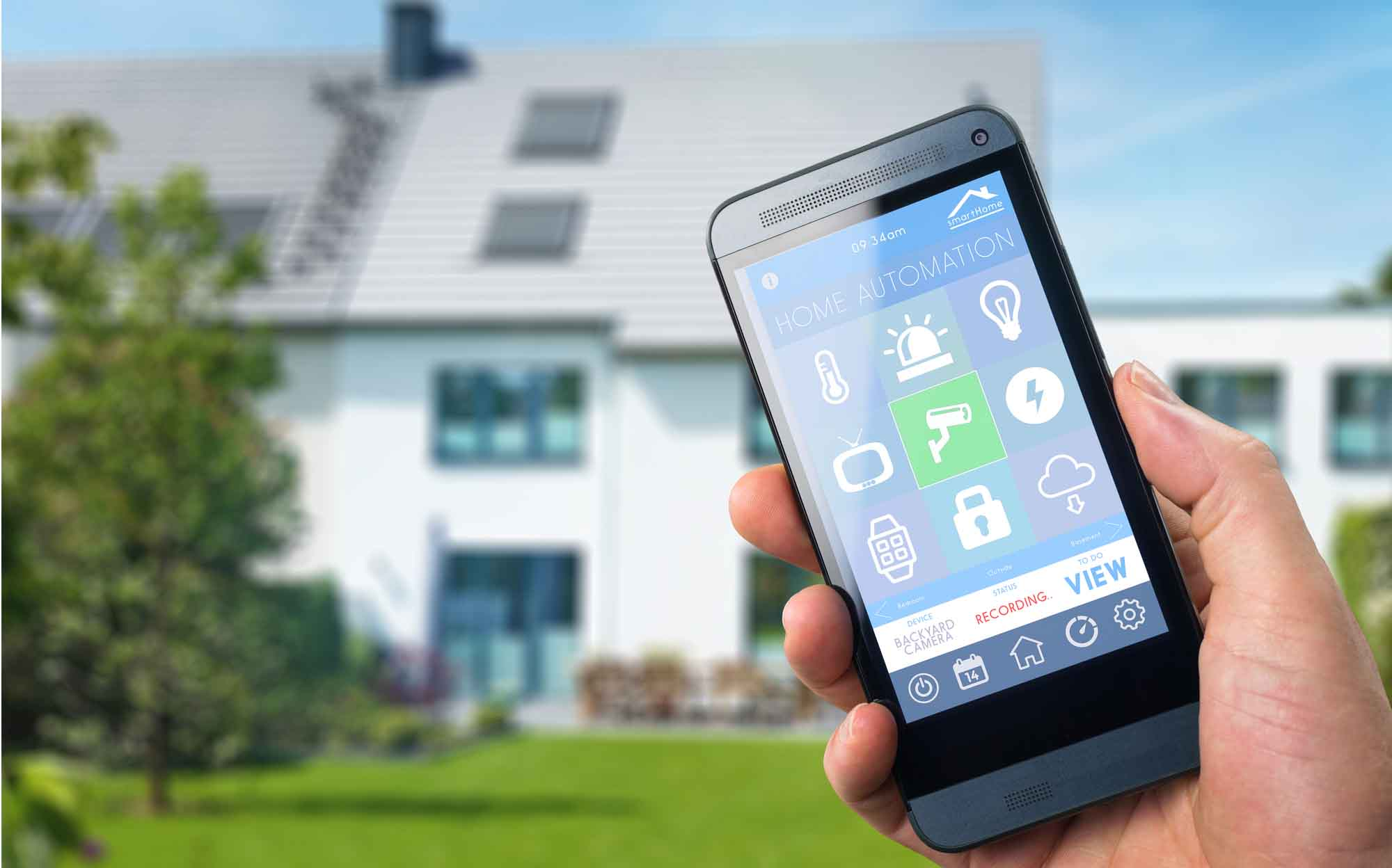 home automation intelligent technology